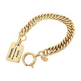 Chanel Metal Gold Bracelet