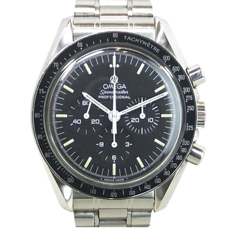 "Image of ""Omega Speedmaster Professional 3570.50 Stainless Steel 40mm Mens Watch"""