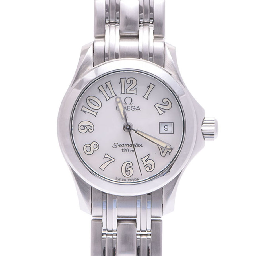"""Image of """"Omega Seamaster 2581.70 Stainless Steel Quartz 25mm Womens Watch"""""""