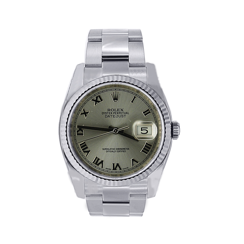 """Image of """"Stainless Steel Rolex Datejust Model 116234"""""""