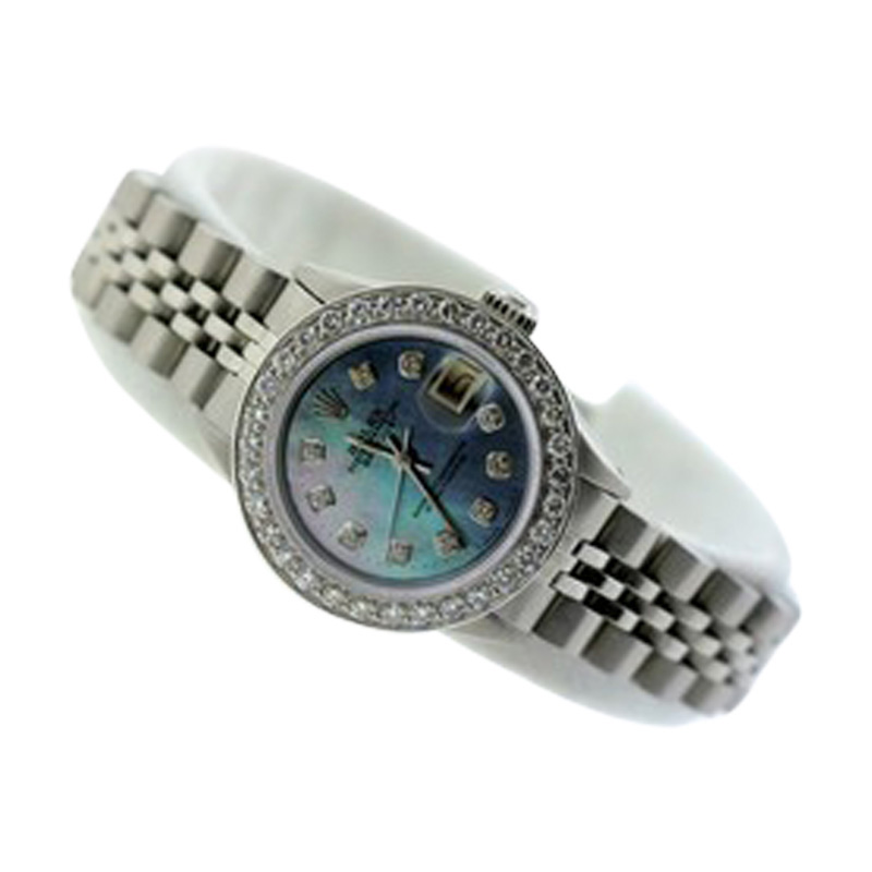 "Image of ""Rolex Datejust Stainless Steel Watch 26mm"""