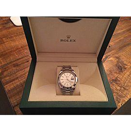 Rolex Datejust Stainless Steel 36mm Watch