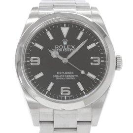 Rolex Explorer 1 214270 Stainless Steel Automatic 39mm Mens Watch