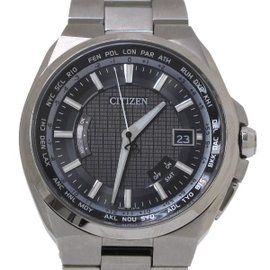 Citizen Atesa H145-T018548 Titanium 44mm Mens Watch