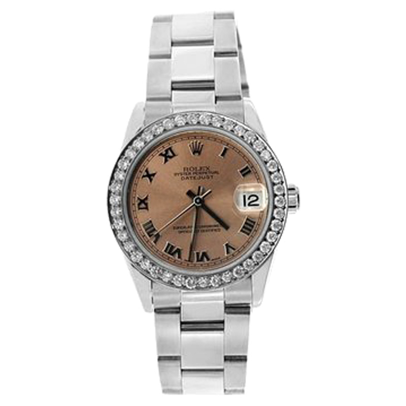 """Image of """"Rolex DateJust Stainless Steel Watch 31mm"""""""