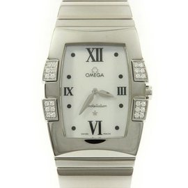 Omega Constellation 1586.70 Stainless Steel 33mm Womens Watch