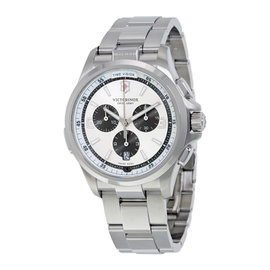Swiss Army Victorinox Night Vision 241728 Stainless Steel 42mm Watch