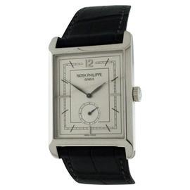 Patek Philippe Gondolo 5109P Platinum Ultra Thin Mens Watch