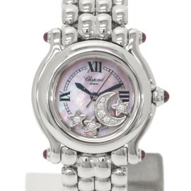 Chopard Happy Sports 27/8250-21 Stainless Steel Quartz 25mm Womens Watch