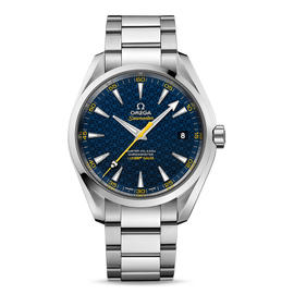 Omega Seamaster James Bond Spectre 23110422103004 Stainless Steel 41.5mm Watch