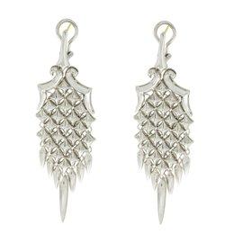 Stephen Webster 925 Sterling Silver & 14K Gold Superstud Earrings