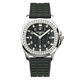 Patek Philippe 5067A 001 Stainless Steel Ladies Aquanaut Watch