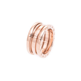Bulgari B-ZERO 18K Pink Gold One Ring Size 4.5