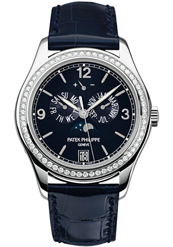 Patek Philippe Complications 5147G-001 Annual Calendar 18k White Gold