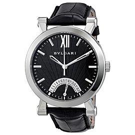 Bulgari SB42BSLDR Sotirio Automatic Retrograde Date 42mm Watch