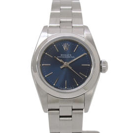Rolex Oyster Perpetual Stainless Steel Automatic 25mm Womens Watch