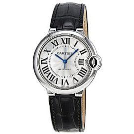 Cartier Ballon Bleu W69017Z Stainless Steel 36mm Men's Watch