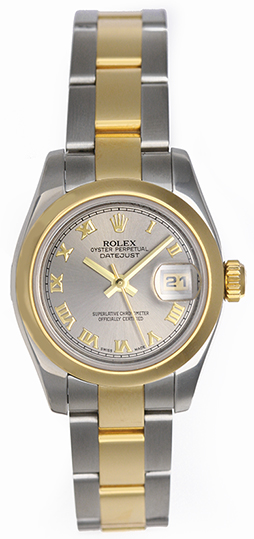 """Image of """"Rolex Datejust 179163 Stainless Steel / 18K Yellow Gold 26mm Mens"""""""