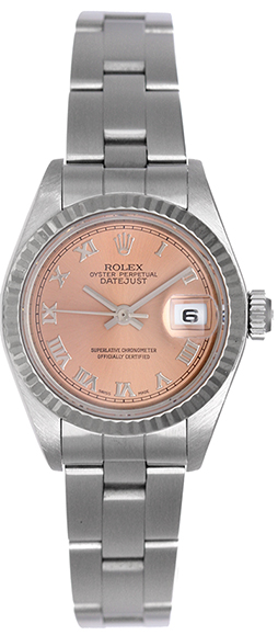"""Image of """"Rolex Datejust 79174 Stainless Steel / 18K Yellow Gold 26mm Mens Watch"""""""