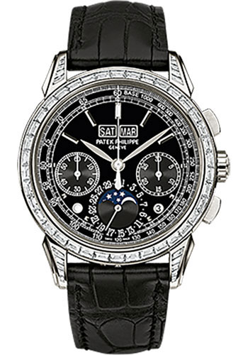 Patek Philippe Grand Complications 5271P-100 Black Lacquered Dial
