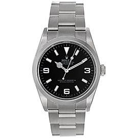 Rolex Explorer 114270 Stainless Steel 36mm Mens Watch