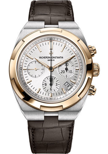 "Image of ""Vacheron Constantin Overseas 5500V/000M-B074 Stainless Steel with"""