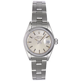 Rolex Datejust 69160 Stainless Steel 26mm Womens Watch