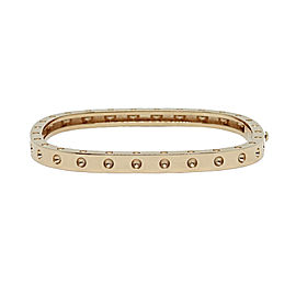 Roberto Coin 18K Rose Gold with Ruby Bracelet