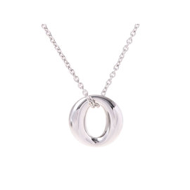 Tiffany & Co. Elsa Peretti PT950 Platinium Necklace
