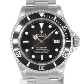 Rolex Sea-Dweller Stainless Steel 40mm Mens Watch