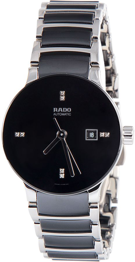 "Image of ""Rado Centrix R30942702 Stainless Steel with Diamond Automatic 28mm"""