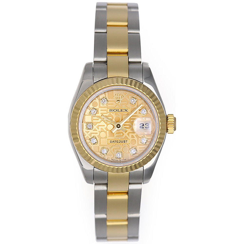 """Image of """"Rolex Datejust 179173 2-Tone Stainless Steel and 18K Yellow Gold"""""""