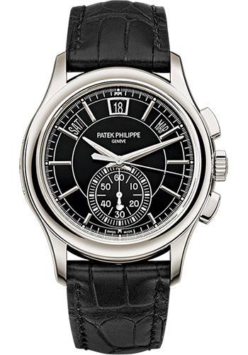Patek Philippe Complications 5905P-010 Black Dial Perpetual Calendar