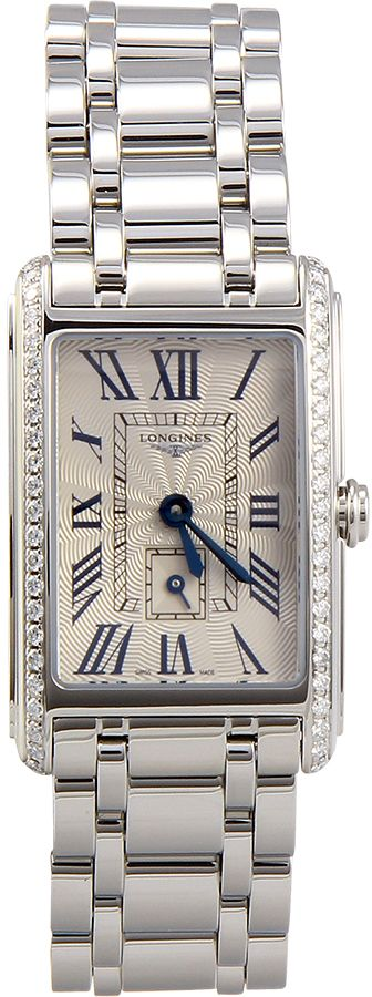 """Image of """"Longines L52550716 Stainless Steel 46mm Womens Watch"""""""