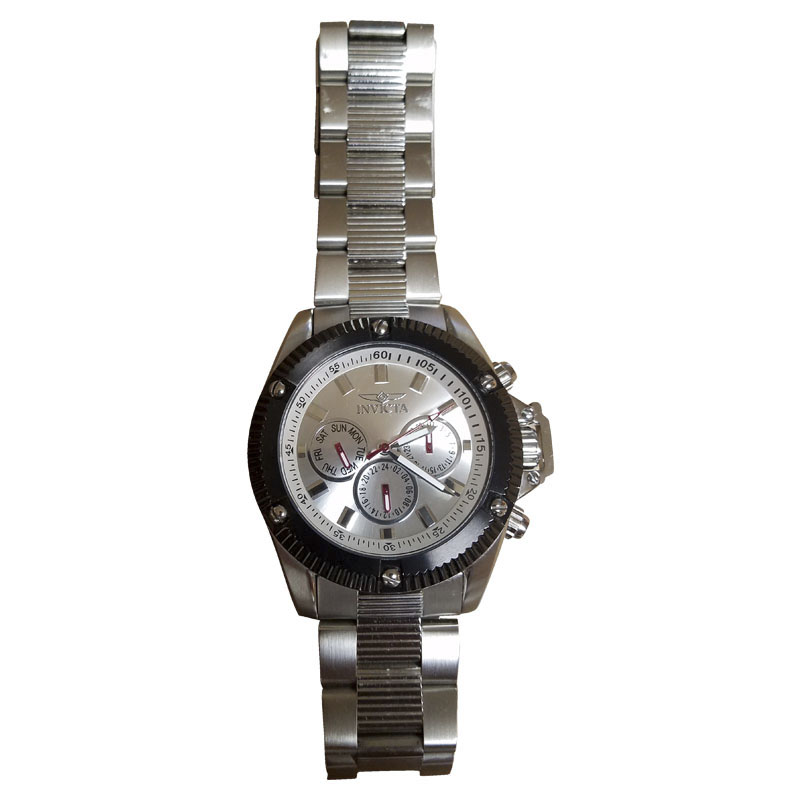 "Image of ""Invicta 5714 Stainless Steel 43mm Watch"""