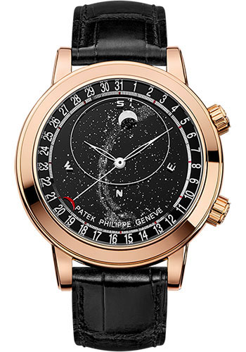 Patek Philippe 6102R Grand Complications Celestial 18k Rose Gold