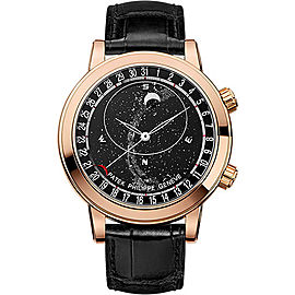 Patek Philippe 6102R Grand Complications Celestial 18k Rose Gold Automatic Mens 44mm Watch