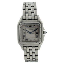 Cartier Panthere Stainless Steel 27mm Watch