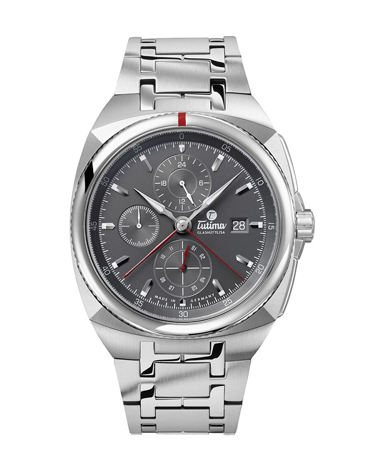 "Image of ""Saxon One Chronograph Watch"""