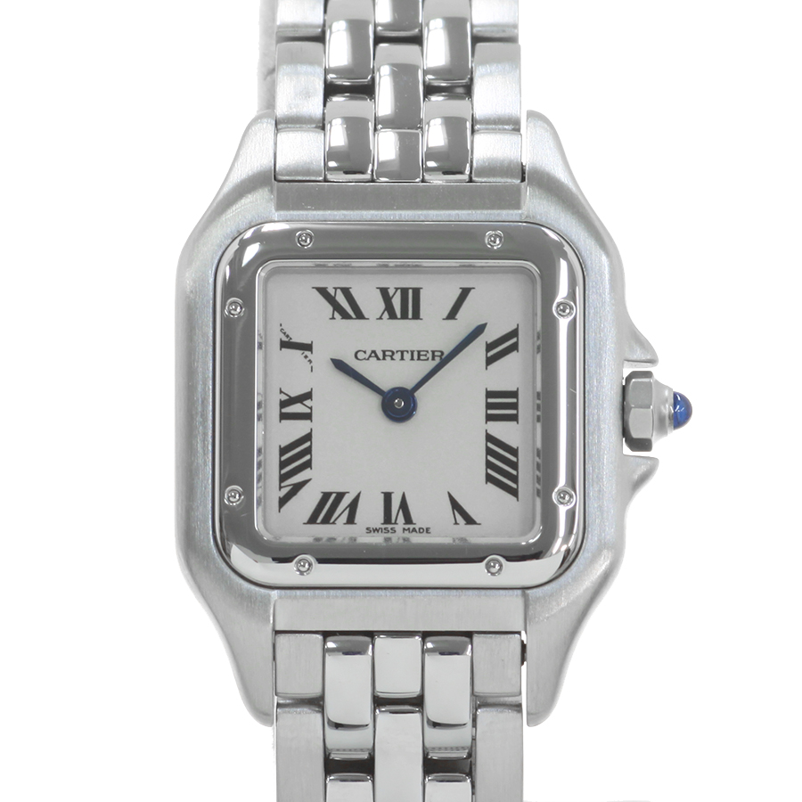 """Image of """"Cartier Stainless Steel 30mm Womens Watch"""""""