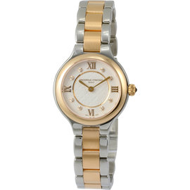 Frederique Constant Classics FC-200WHD1ER32B Stainless Steel with Diamonds Quartz 28mm Womens Watch