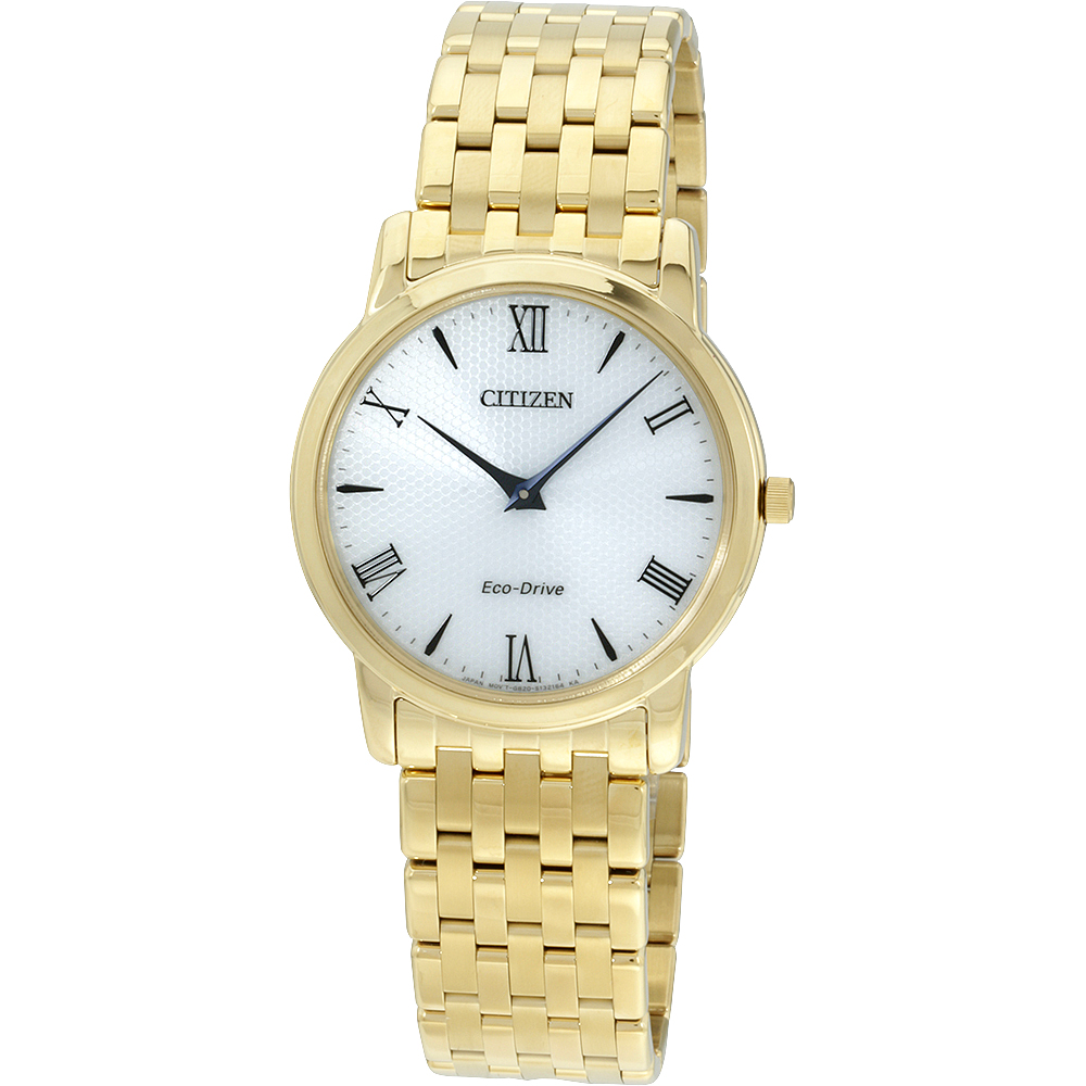 "Image of ""Citizen Ar1122-54A Stainless Steel 36mm Mens Watch"""