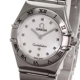 Omega Constellation 1561.71 Stainless Steel Quartz 21 mm Women's Watch