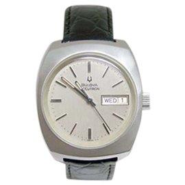 Bulova Accutron Stainless Steel 36.5mm Mens Watch Year 1970