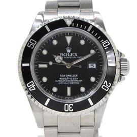 Rolex Sea Dweller Stainless Steel 40mm Mens Watch