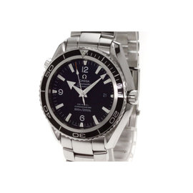 Omega Seamaster 2200 - 50 Stainless Steel Black Dial Automatic 43mm Men's Watch
