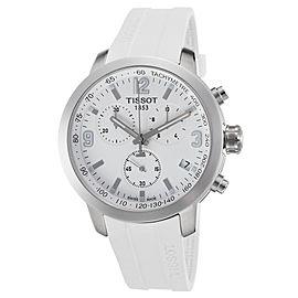 Tissot PRC 200 T0554171701700 Stainless Steel Quartz 42mm Mens Watch