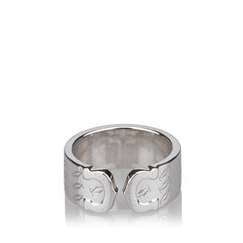 Cartier C De Logo Ring Size 6