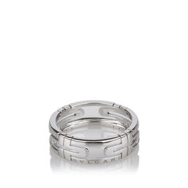 Bulgari Parentesi White Gold Ring
