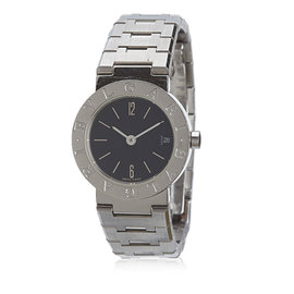 Bulgari Diagono Stainless Steel 23mm Womens Watch